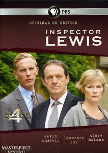 Inspector Lewis: Seies 4 (Masterpiece)