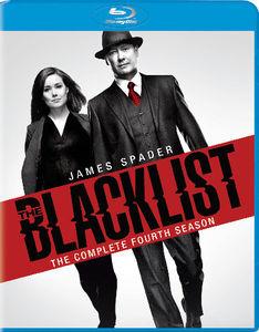 The Blacklist: The Complete Fourth Season