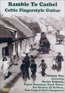 Ramble to Cashel: Celtic Fingerstyle Guitar: Volume 1
