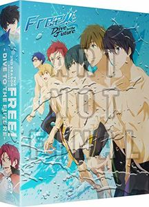 Free! - Dive to the Future: Season Three