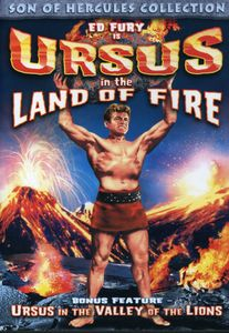 Ursus in the Land of Fire /  Ursus in the Valley of the Lions
