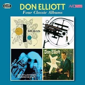 4 LPS - Quintet /  Mellophone /  Counterpoint for