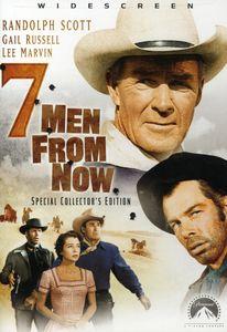 7 Men From Now , Randolph Scott