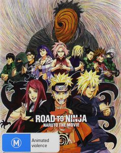 Naruto Shippuden: The Movie-Road to Ninja [Import]