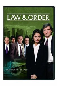 Law and Order: The Fifth Year