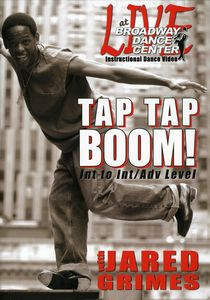 Live at the Broadway Dance Center: Tapdance Tap...Tap...Boom!