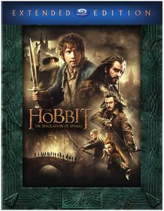 The Hobbit: The Desolation of Smaug (Extended Edition)