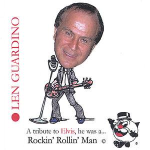 Tribute to Elvis-Rockin' Rollin' Man