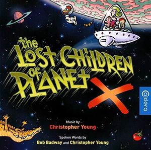 The Lost Children of Planet X (Original Soundtrack) [Import]