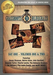 Country's Family Reunion: Grassroots to Bluegrass: Volume 1 and 2