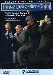 Dailey & Amp: Vincent Teach Bluegrass & Gospel Qua