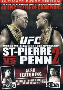 UFC 94: St Pierre Vs Penn