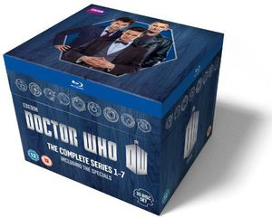 Doctor Who-Series 1-7-Complete [Import]