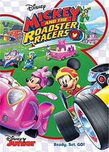 Mickey and the Roadster Racers V1