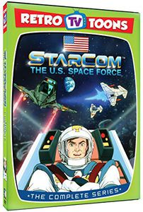 Starcom: Us Space Force - Complete Series