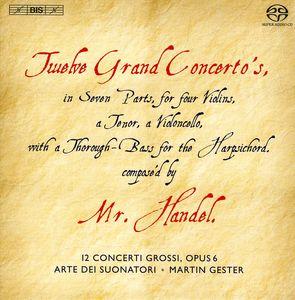 Twelve Grand Concertos