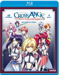 Cross Ange: Rondo of Angel and Dragon: The Complete Series