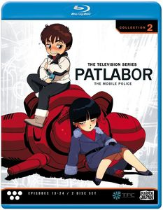 Patlabor TV Collection 2