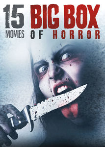 15-Movie Big Box of Horror