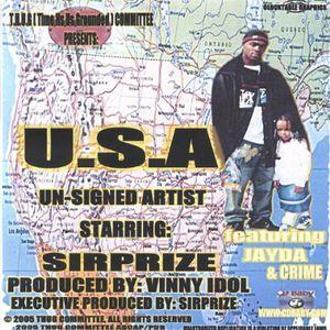 U.S.A Un-Signed Artist