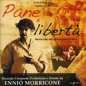 Pane E Libertà (Bread and Freedom) (Original Music From the TV Movie Soundtrack) [Import]