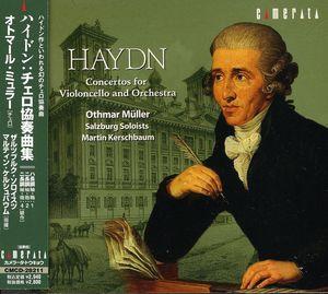 Concertos for Violoncello & Orchestra