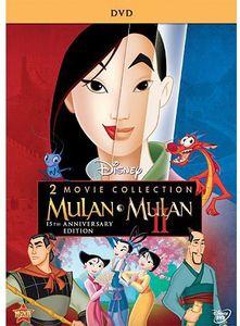 Mulan /  Mulan II: 2-Movie Collection