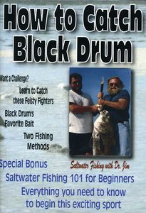 How to Catch Black Drum and Fishing 101 for Beginners