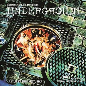 Underground (Original Soundtrack) [Import]