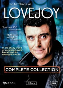Lovejoy: Complete Collection , Ian McShane