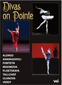 Divas On Pointe - Legendary Ballerinas