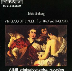 Virtuoso Lute Music from Italy & England /  Various