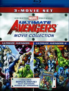 Ultimate Avengers: Movie Collection