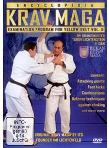 Vol. 5-Krav Maga Encyclopedia Examination Program [Import]