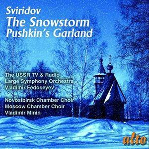 Sviridov: The Snowstorm - Pushkin's Garland