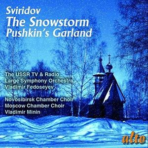 Sviridov: The Snowstorm - Pushkin's Garland