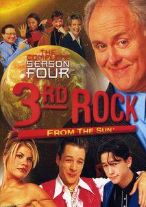 3rd Rock from the Sun-Season 4 (DVD/ 3 Disc)