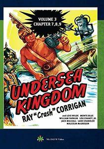 Undersea Kingdom Volume 3