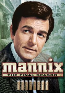 Mannix: The Eighth Season (Final Season)