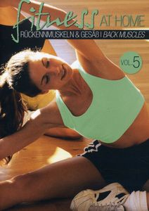 Fitness at Home: Volume 5: Back Muscles