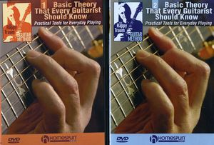 Guitar Method: Basic Theory That Every Guitarist Should Know: Volume 1&2