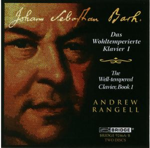 Well-Tempered Clavier Book 1