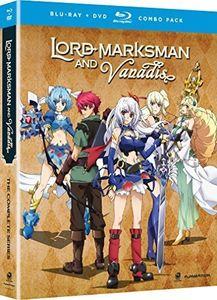 Lord Marksman and Vanadis: Complete Series