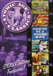 Atomic Age Classics 8: How to Be a Housewife