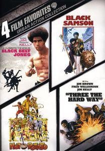 4 Film Favorites: Urban Action