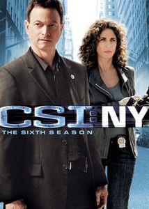 CSI NY: The Sixth Season