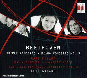 Piano Concerto 3 & Triple Concerto