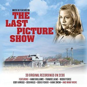 The Last Picture Show (Original Soundtrack) [Import]