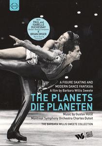 Planets - Figure Skating and Modern Dance Fantasia