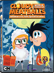 Cloudy With A Chance Of Meatballs Swallow Een Falls Spooktacular
